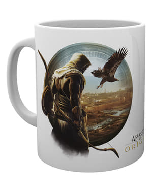 Caneca de Assassins Creed Origins Eagle