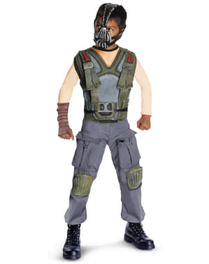 The Dark Knight Rises Bane Kids Costume