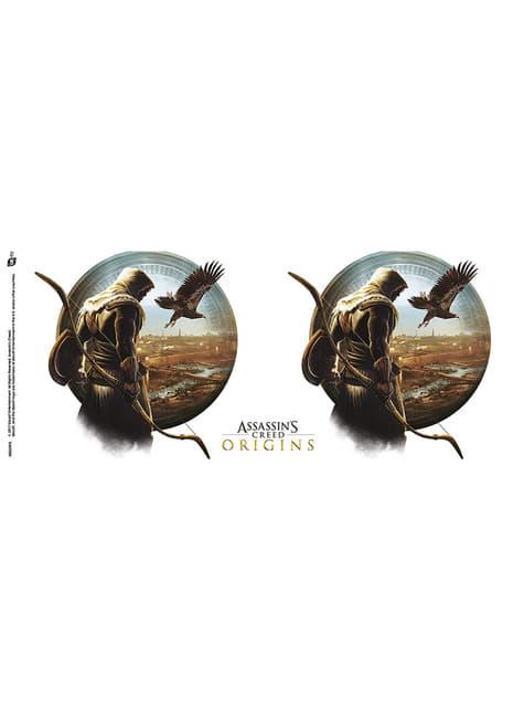 Taza de Assassins Creed Origins Eagle - oficial