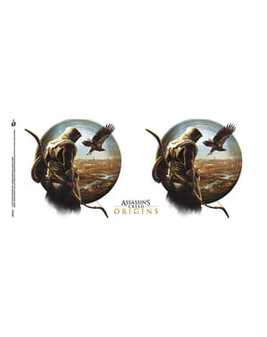 Taza de Assassins Creed Origins Eagle
