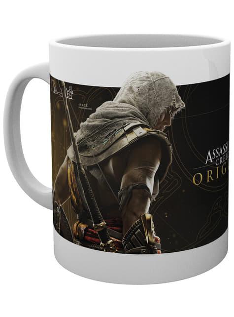 Taza de Assassins Creed Origins Syncronization