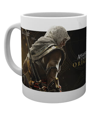 Caneca de Assassins Creed Origins Syncronization