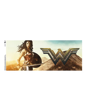 Taza de Wonder Woman Sword