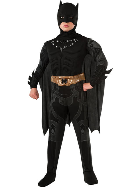 The Dark Knight Rises Light Up Kids Costume