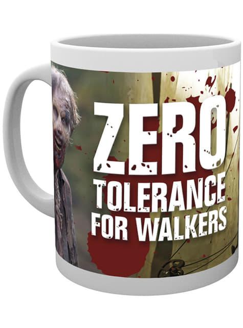 Taza de The Walking Dead Daryl Zombie