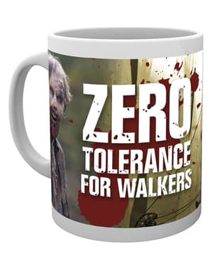 Taza de The Walking Dead Daryl Zombie