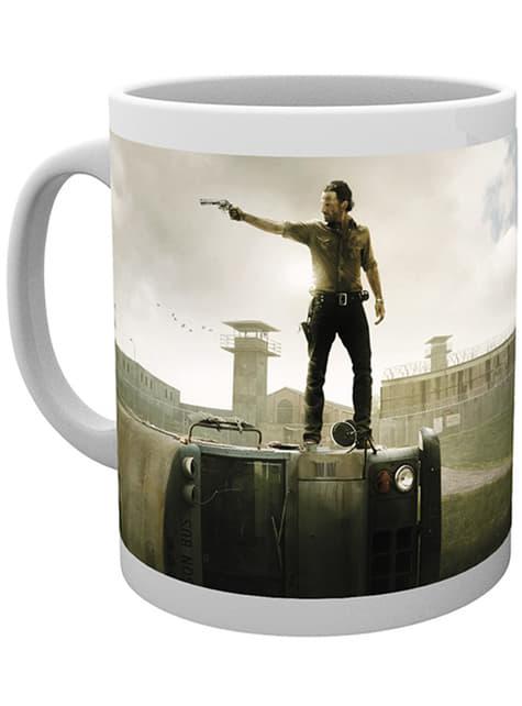 Taza de The Walking Dead Prison