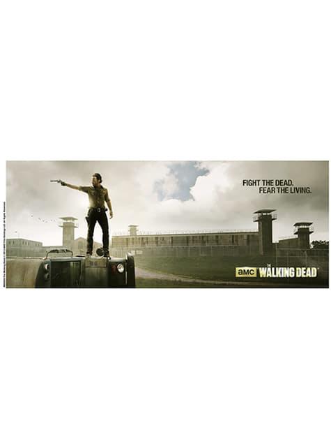 Taza de The Walking Dead Prison - oficial