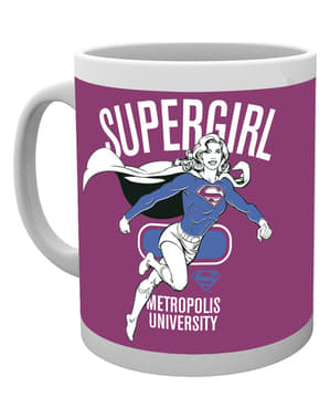 Supergirl Metropolis U Mug