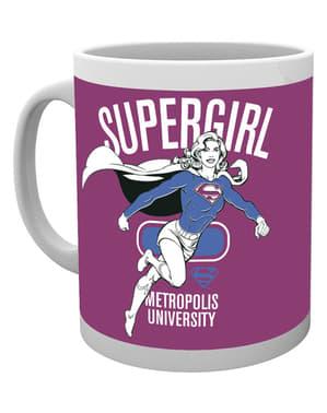 Tasse Supergirl Metropolis U