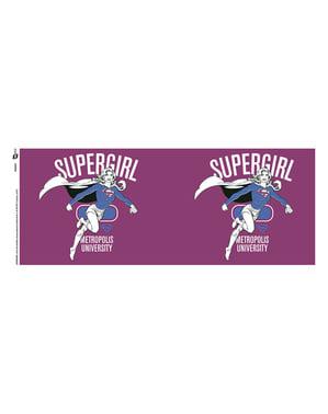 Taza de Supergirl Metropolis U