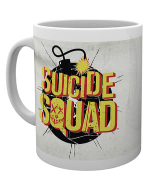 Suicide Squad Bomb Mug