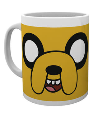 Mug Adventure Time Jake Face