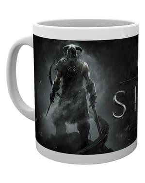 Elder Scrolls Skyrim Dragon Borne Mug