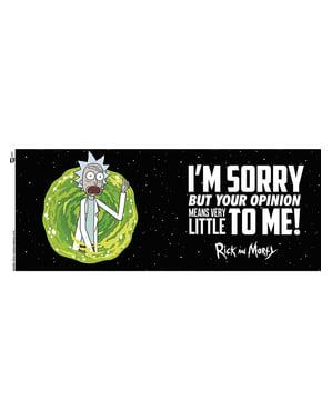 Mugg Rick and Morty Your Opinion