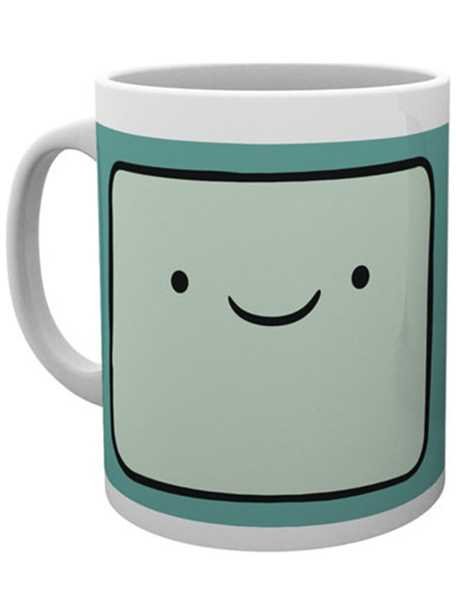 tasse adventure time beemo gesicht f r echte fans funidelia. Black Bedroom Furniture Sets. Home Design Ideas