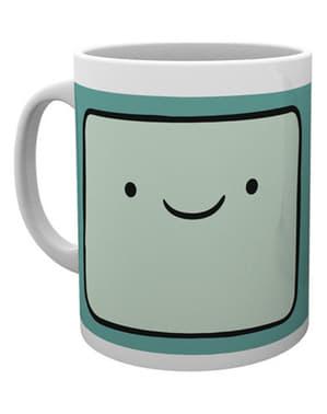 Adventure Time Beemon kasvot -muki
