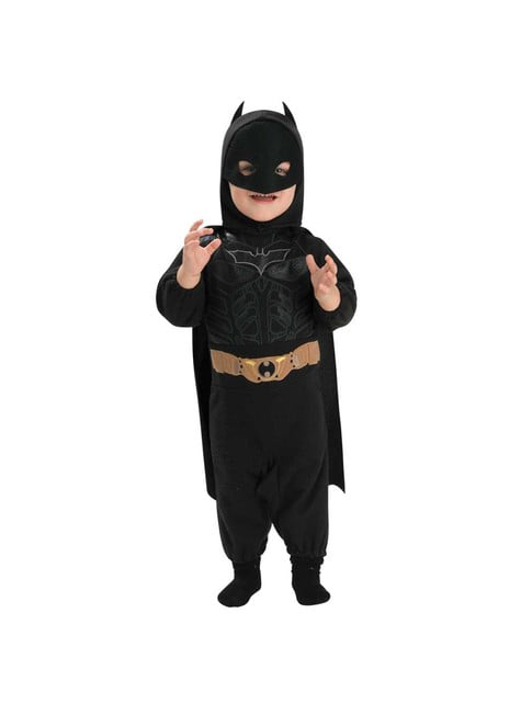 Batman The Dark Knight Rises Baby Romper Suit