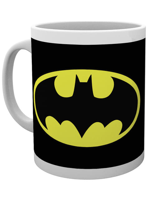 Taza de Batman Logo