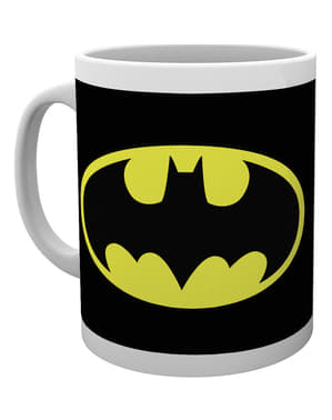 Caneca de Batman Logo