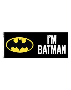 배트맨 로고 머그잔