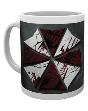 Resident Evil Key Art Mug