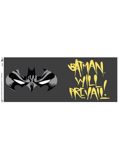 Taza de Batman Mask - oficial