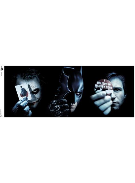 Taza de Batman (The Dark Knight) Trio