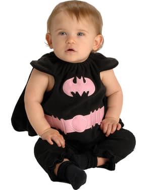 Batgirl kostume til babyer