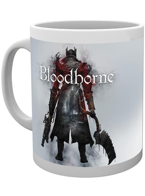 Taza de Bloodborne Key Art
