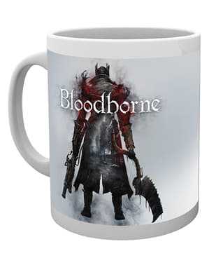 Taza de Bloodborne Key Art