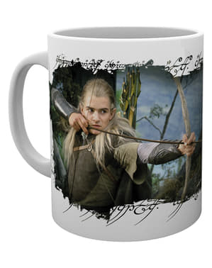 Lord of the Rings Legolas Mug