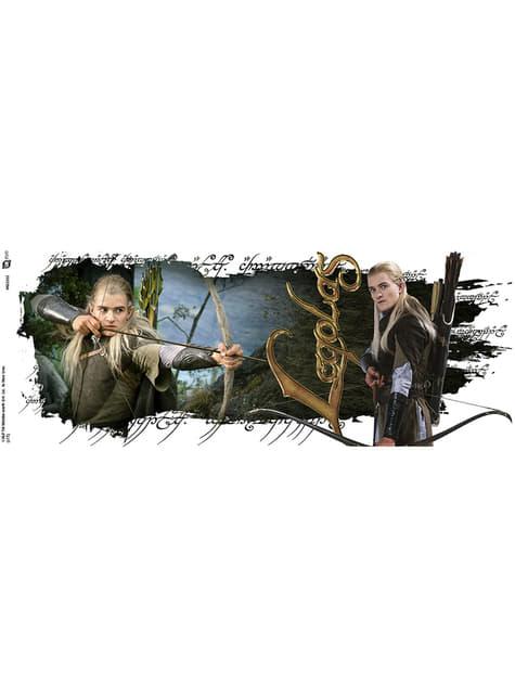 Taza de El Señor de los Anillos Legolas - oficial