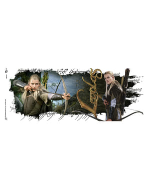 Mugg Lord of the Rings Legolas