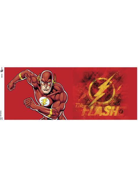 Taza de La Liga de la Justicia Flash