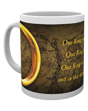 Kubek Władca Pierścieni One Ring