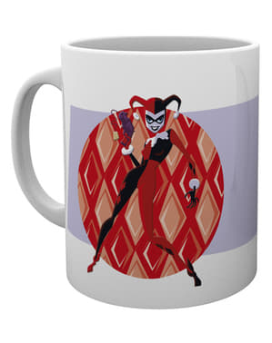 DC Comics Harley Quinn Gotham Girls Mug