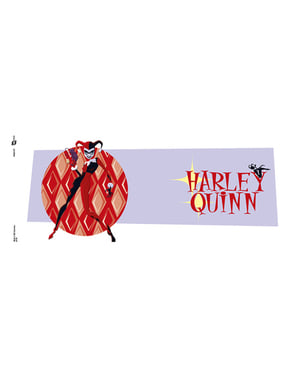Hrnek DC Komix harley Quinn Gotham Girls