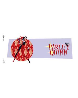 Taza de DC Comics Harley Quinn Gotham Girls