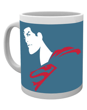 Taza de DC Comics Simple Superman