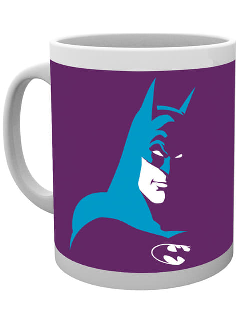 DC Comics Simple Batman Mug