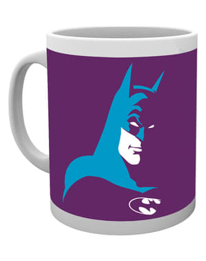 Caneca de DC Comics Simple Batman
