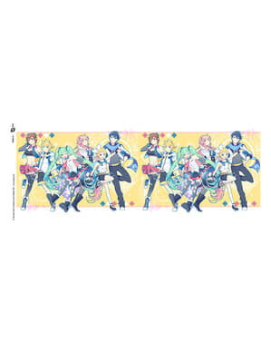 Hatsune Miku Harlequin Group krus