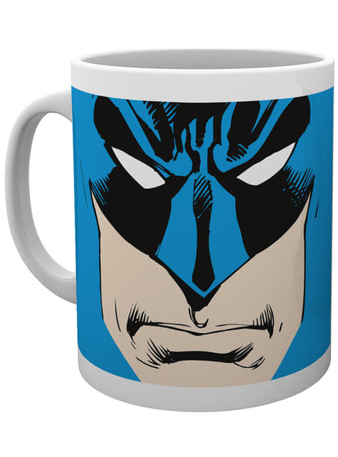 Taza de DC Comics Batman Face