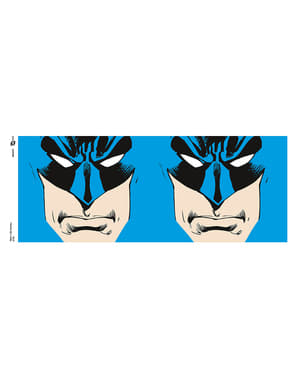 DC Comics Batman Ansikt Krus