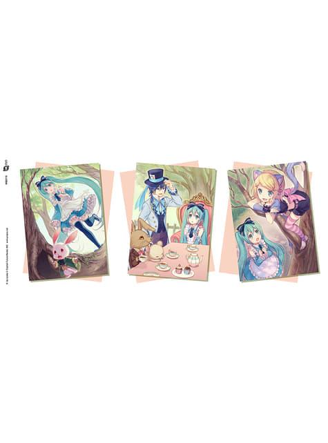 Mug Hatsune Miku Wonderland