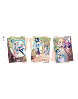 Tasse Hatsune Miku Wonderland