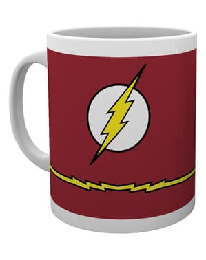 Taza de DC Comics Flash Costume