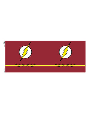 DC Comics Flash kostume krus