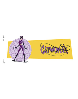Hrnek DC Komix Catwoman Gotham Girls